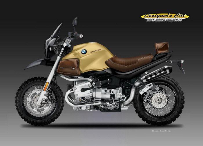 Bmw R 1150 Quot Downtown Scrambler Quot By Oberdan Bezzi At