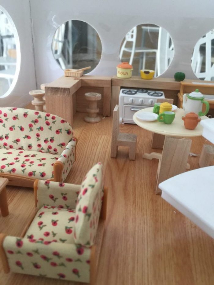 Modern Filipino Spa Dice House Chair By Leserie Paguio At Coroflot Com