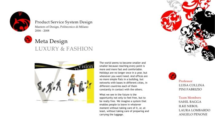 Product Service System Design Politecnico Di Milano By Sahil Bagga At Coroflot Com