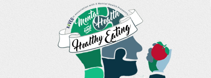 Mental Health Healthy Eating Poster By Clare Bekkers At Coroflot Com