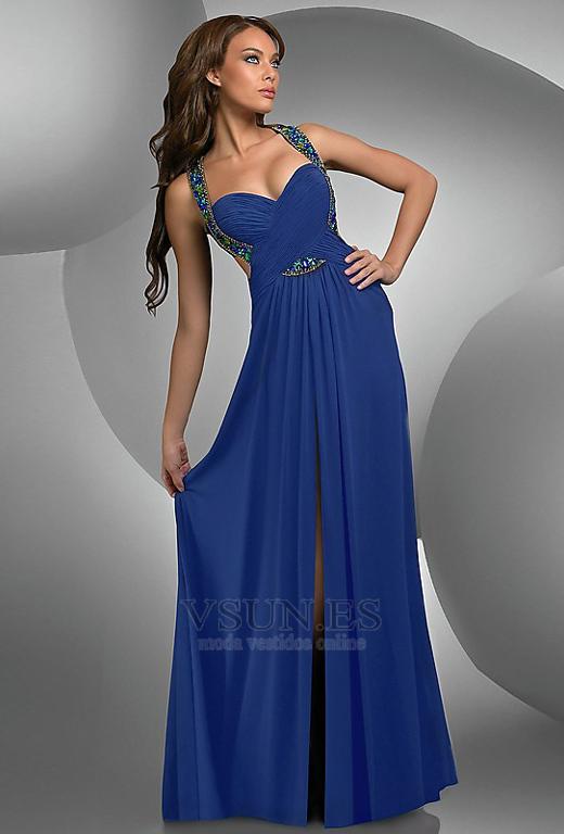 Vestidos de noche largos venta online