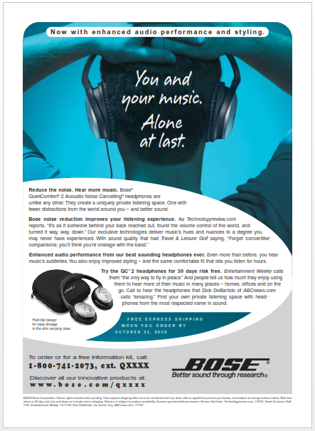 Magazine Ad - Alone At Last by Steve Pasto at Coroflot com