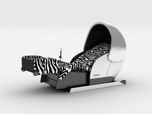 Massage Chair by Prince Design at Coroflotcom