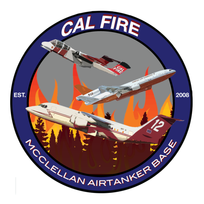 cal fire logo by marissa neitzel at coroflot com