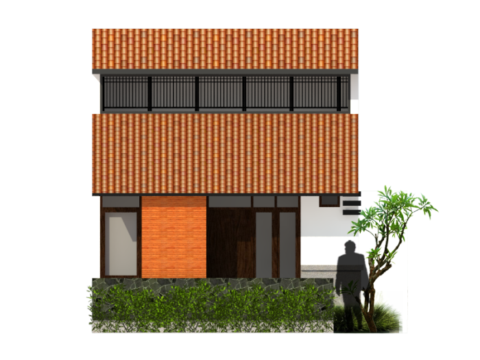 Rumah Joglo 1 2 By Haris Kamawijaya At Coroflot Com