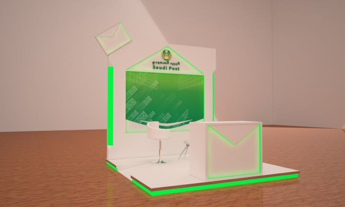 Saudi Post by Govindaraj vadivelu at Coroflot com
