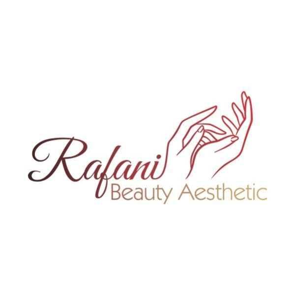 Desain Logo Kecantikan Rafani Beauty Aesthetic By Pixell Design At Coroflot Com