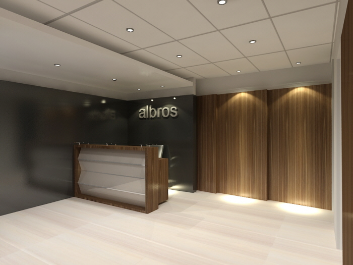 interior designers for office. Albros Office - Jakarta Interior Designers For