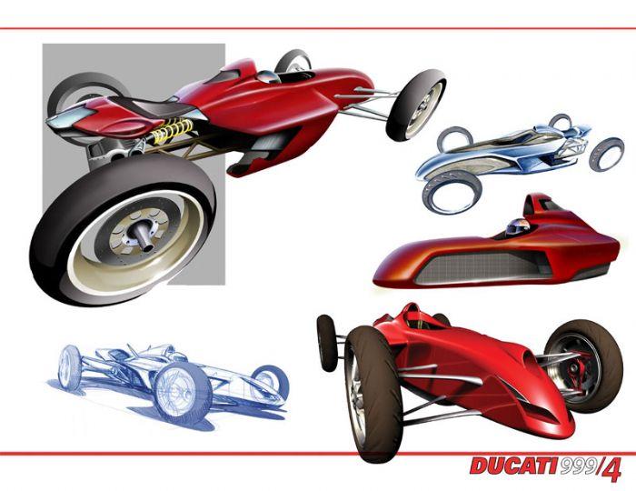Race Cars And Trikes By Elliott Schneider At Coroflot Com
