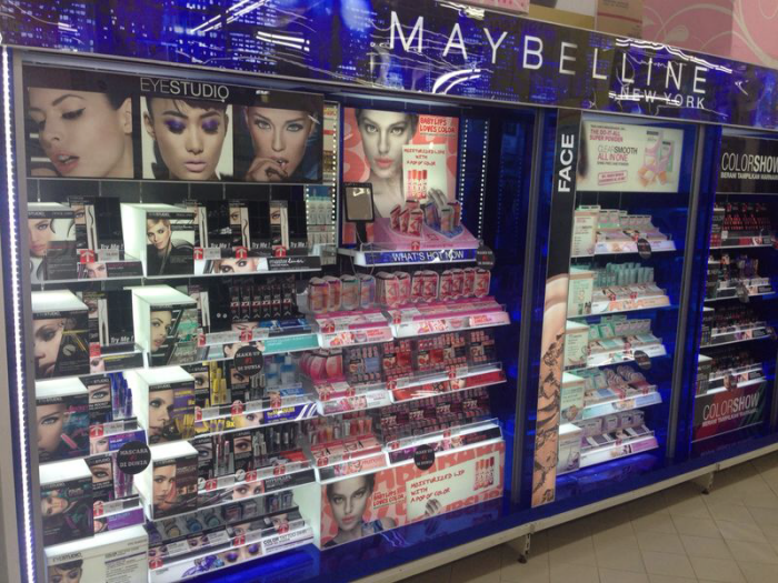 Maybelline Colorshow 2014 Merchandising By Aryo Anindito