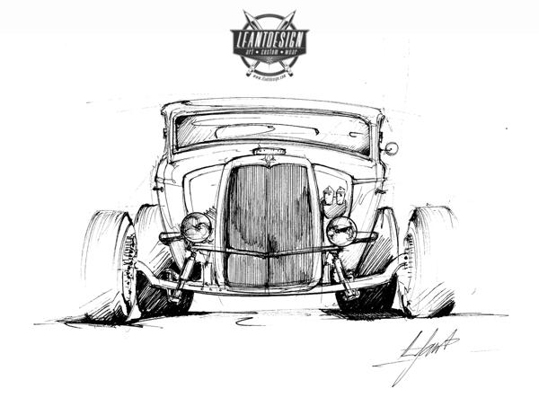sketches by bartosz janiszewski at coroflot com