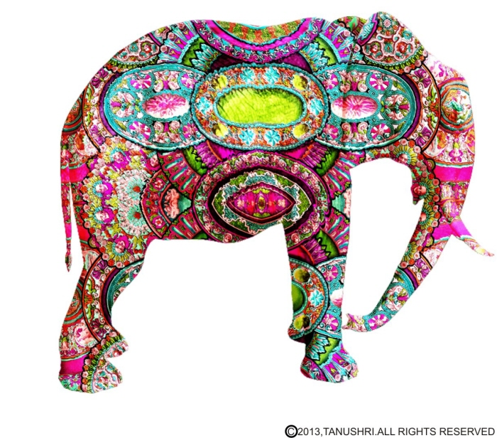 PATTERNED ANIMALS AND INSECTS By Tanushri Roy At Coroflot Stunning Patterned Animals