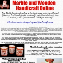 Messi Leon Marble And Wooden Handicraft Online In Jaipur India
