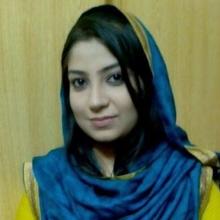 Sidra Tariq, Web Developer in Lahore, Pakistan