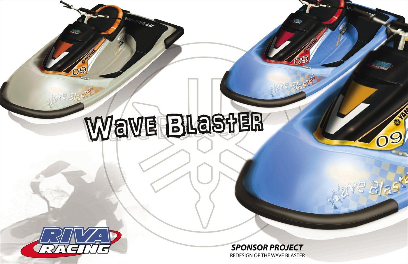 Wave Blaster by Francisco Diaz at Coroflot com