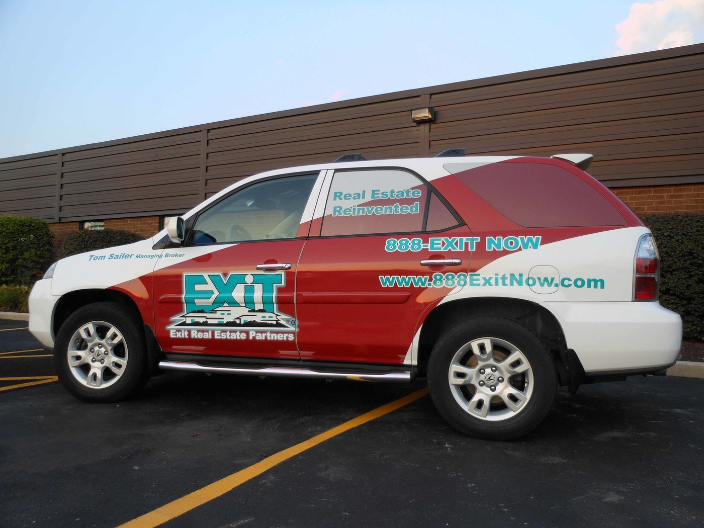 Car Real Estate: Vehicle Wraps By Tim McDonald At Coroflot.com