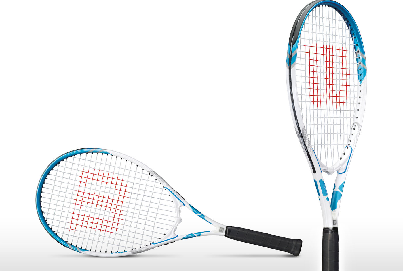 Wilson Tennis Racquets by Eric Duncan at Coroflot com