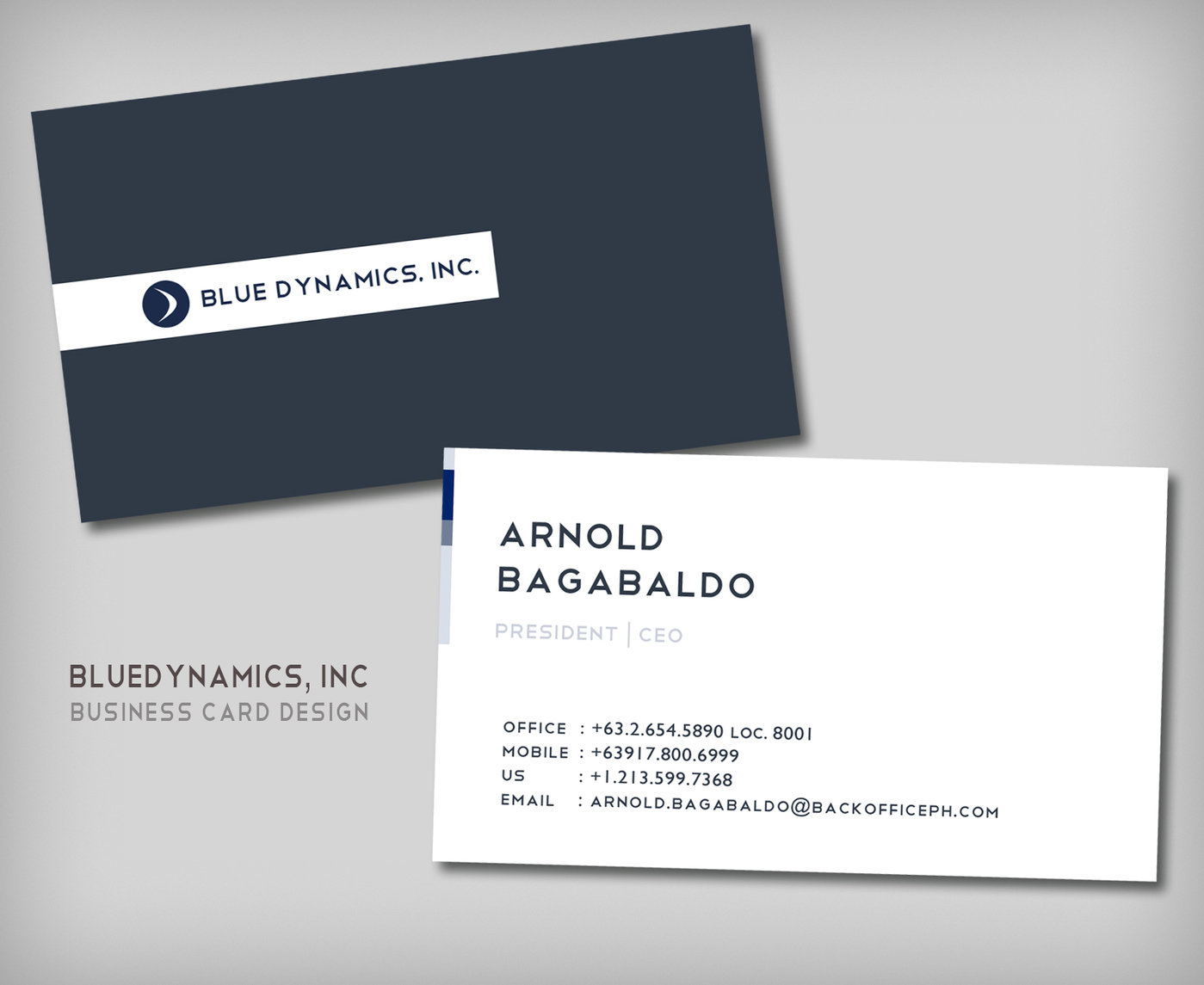 BUSINESS CARD by Katherine Lor at Coroflot.com