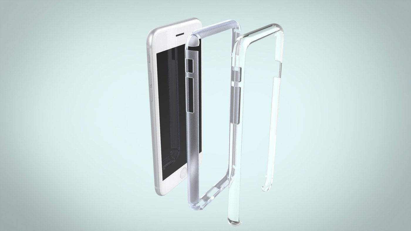 Mobile Outfitters Fusion Bumper By Devin Sidell At