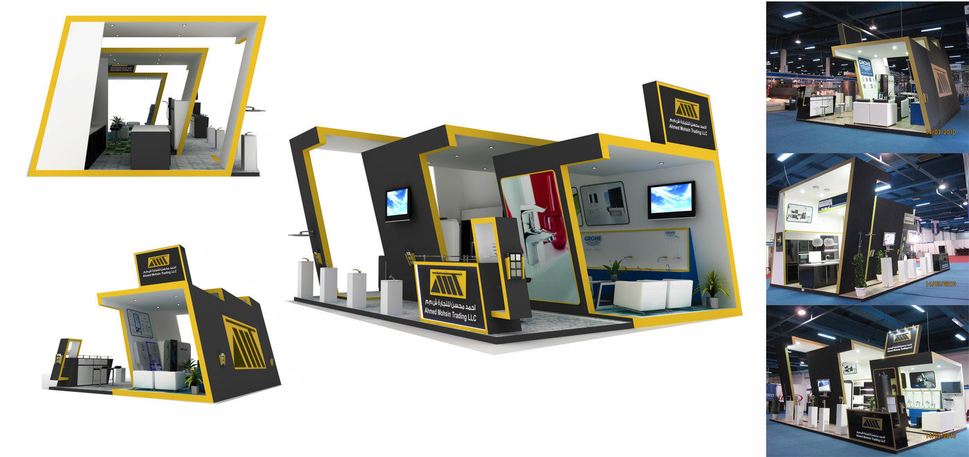 Exhibiation Stalls by ALEX DEVASSIA at Coroflot com