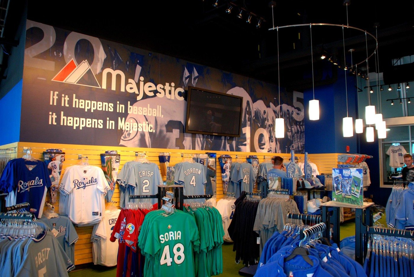 brand new cdad1 71db6 Kansas City Royals - Kauffman Stadium by Spencer Branham at ...