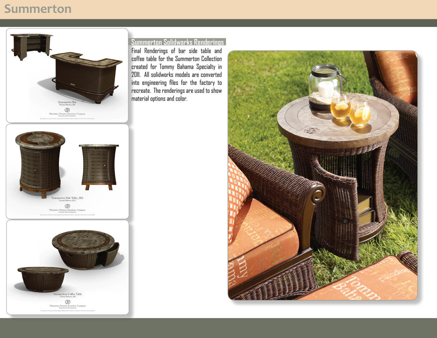 Summerton Designs Set