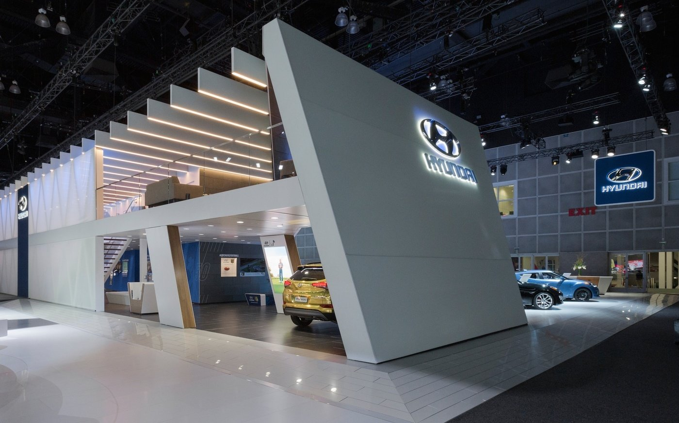 Hyundai At The 2015 Los Angeles Auto Show By Stuart