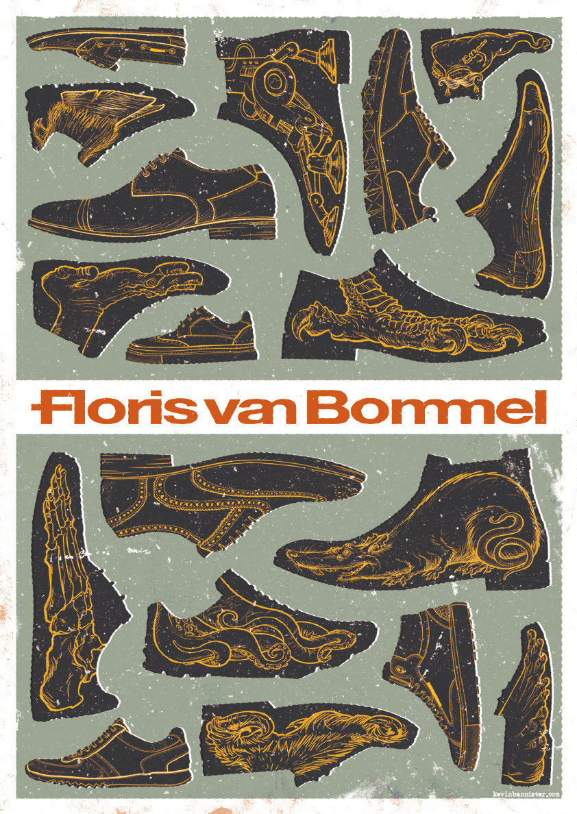 classic styles hot products premium selection Floris van Bommel by Kevin Bannister at Coroflot.com