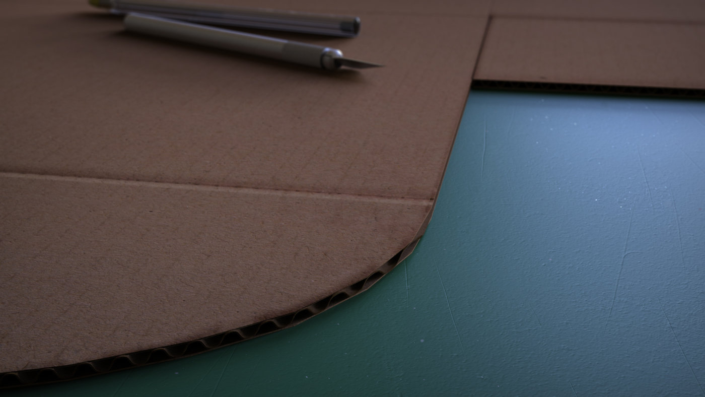 Rendering and Modeling by Matt Hanzly at Coroflot com