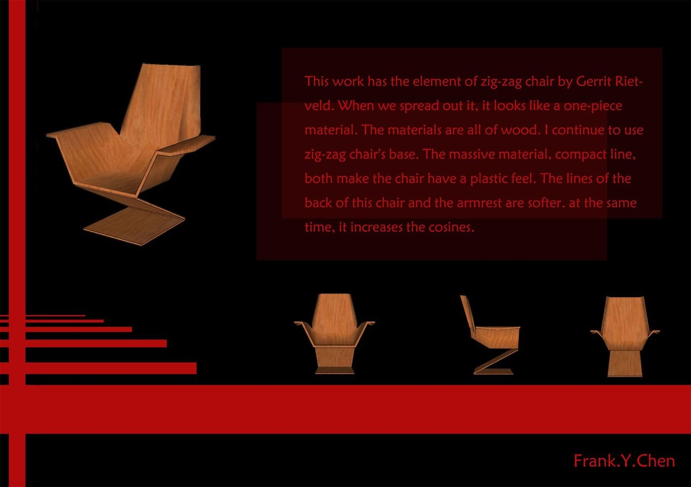 Egg Chair Riet.Furniture Design By Frank Y Chen At Coroflot Com