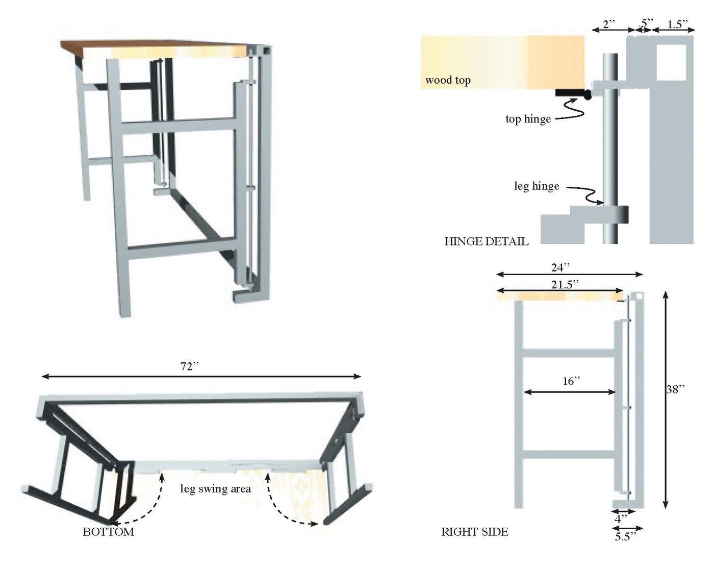 Phenomenal Dj Table By Derek Spence At Coroflot Com Interior Design Ideas Clesiryabchikinfo