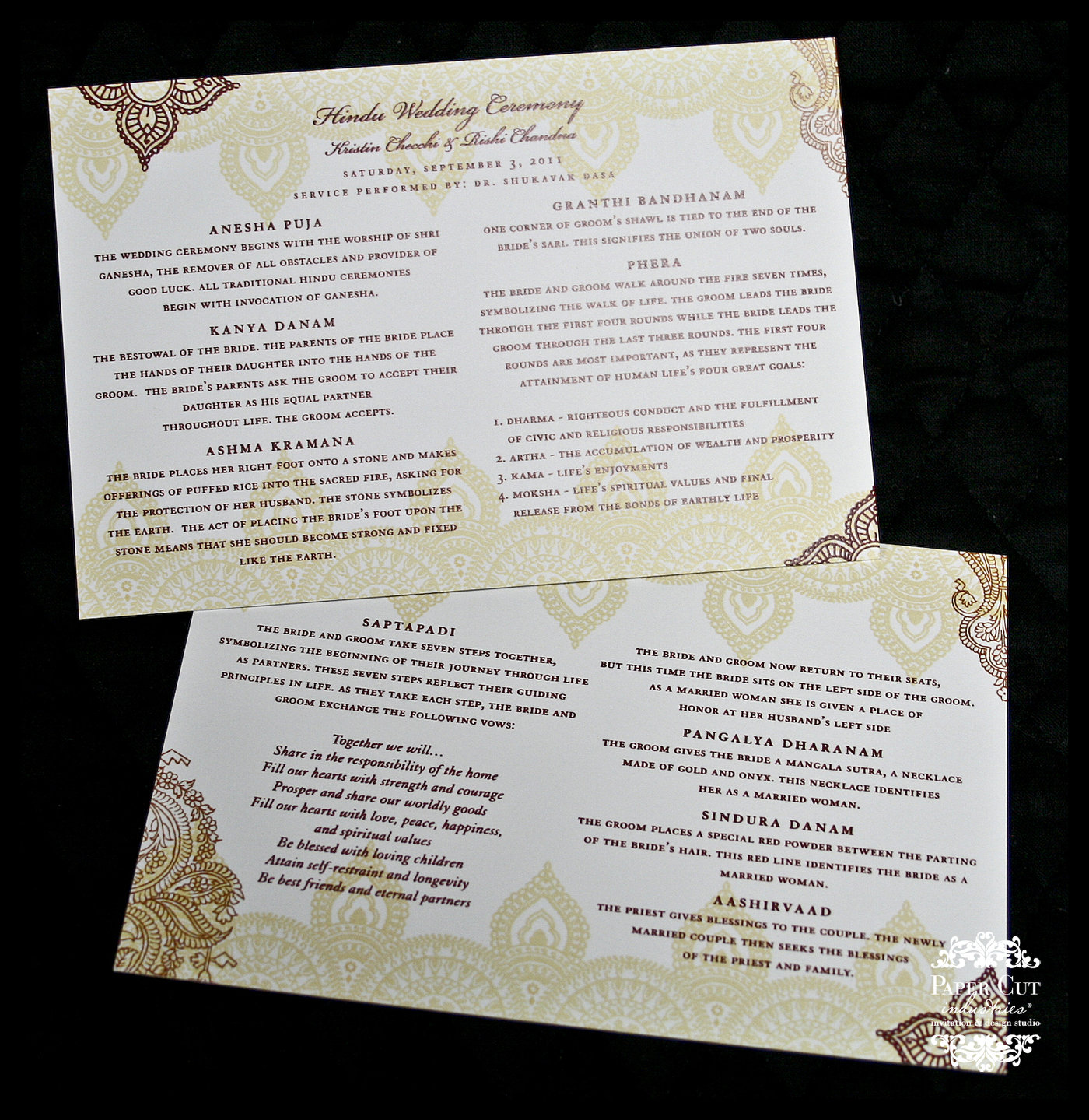 Wedding Invitations & Event Invitations by Monica Garrett at ...