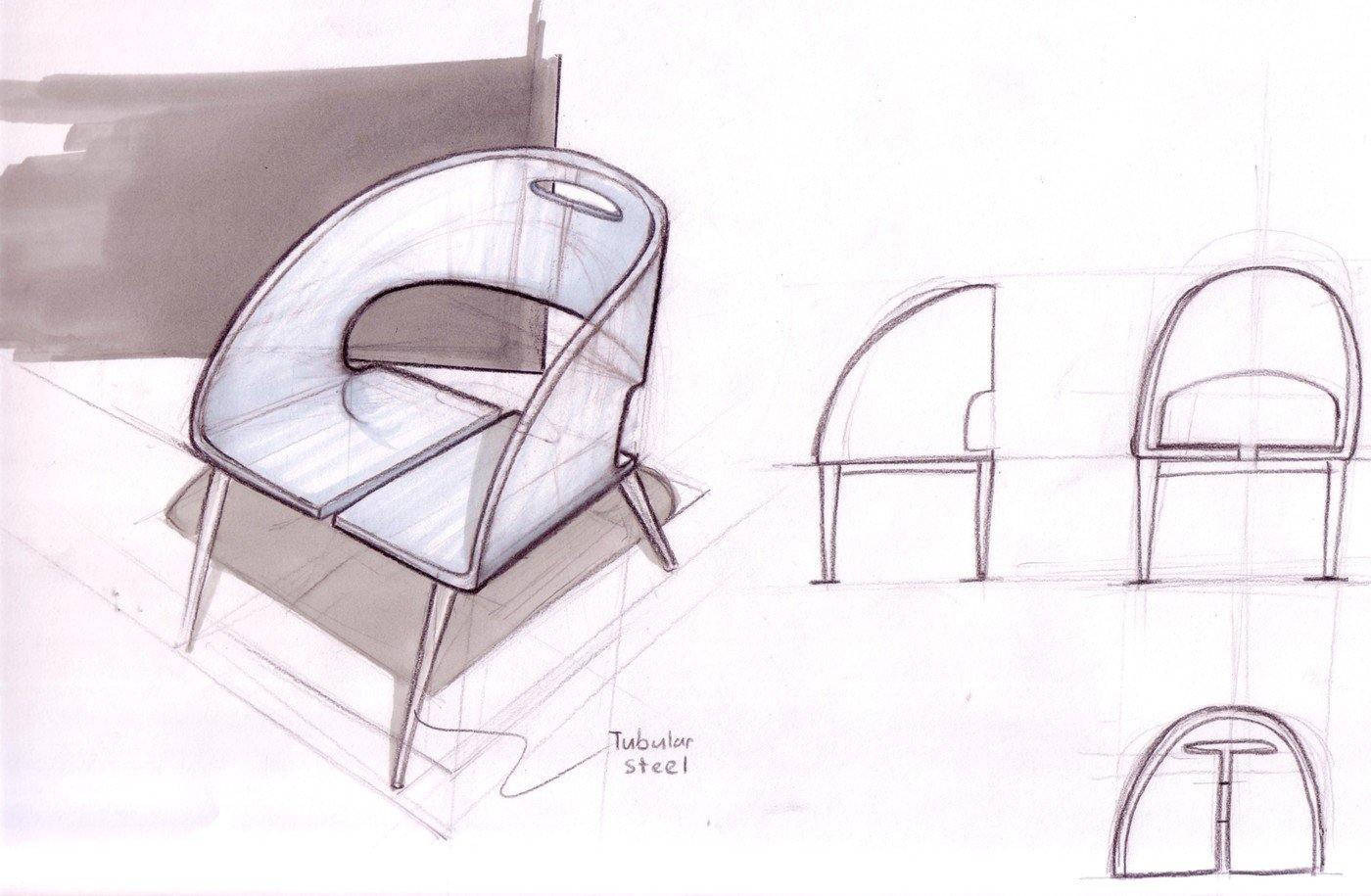 Product Design - Sketches/Ideation by Antoine Desjardins at ...