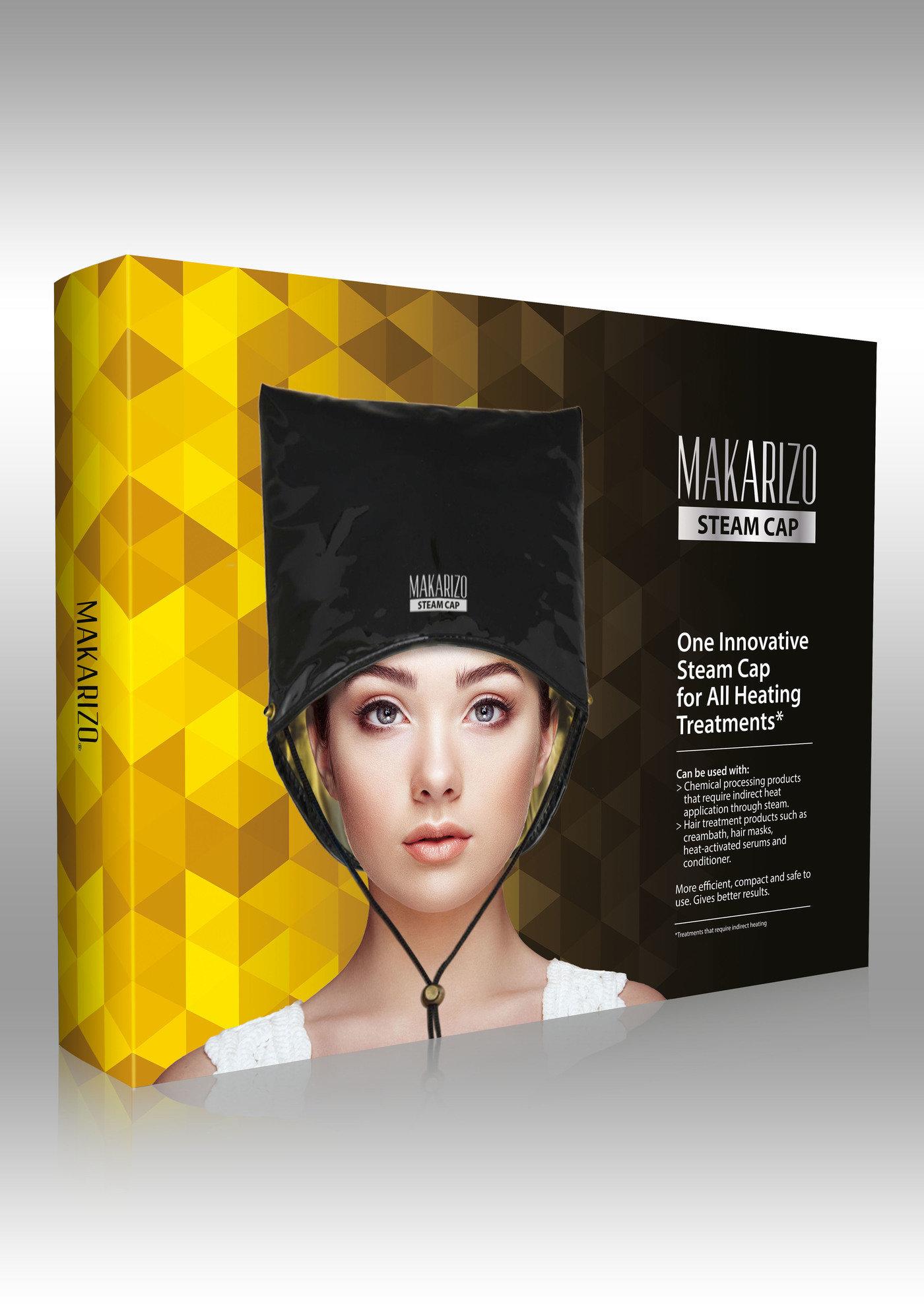 Makarizo Salon Professional Tools Packaging Design