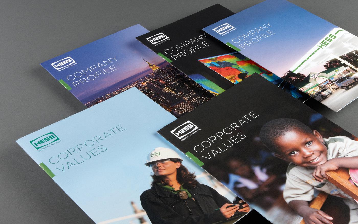 brochures by sasha babarina at coroflot com