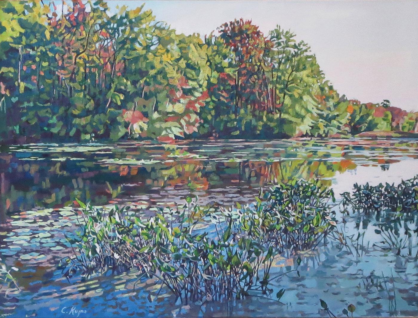 Paintings By Catherine Kuzma At Coroflotcom