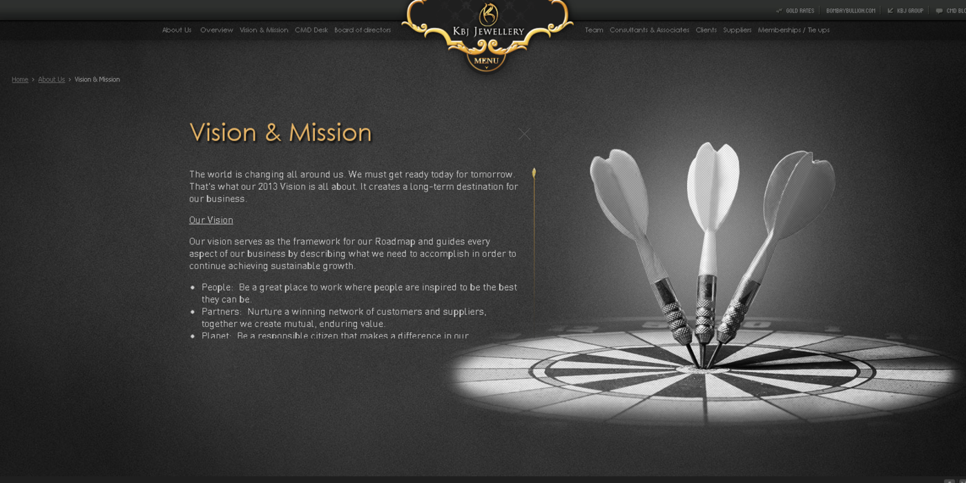 Websites By Sushant Sawal At Spoon Fork Ub 2 Blue Diamond Website Of Kbj Jewellery Http Kbjjewelleryandbullioncom