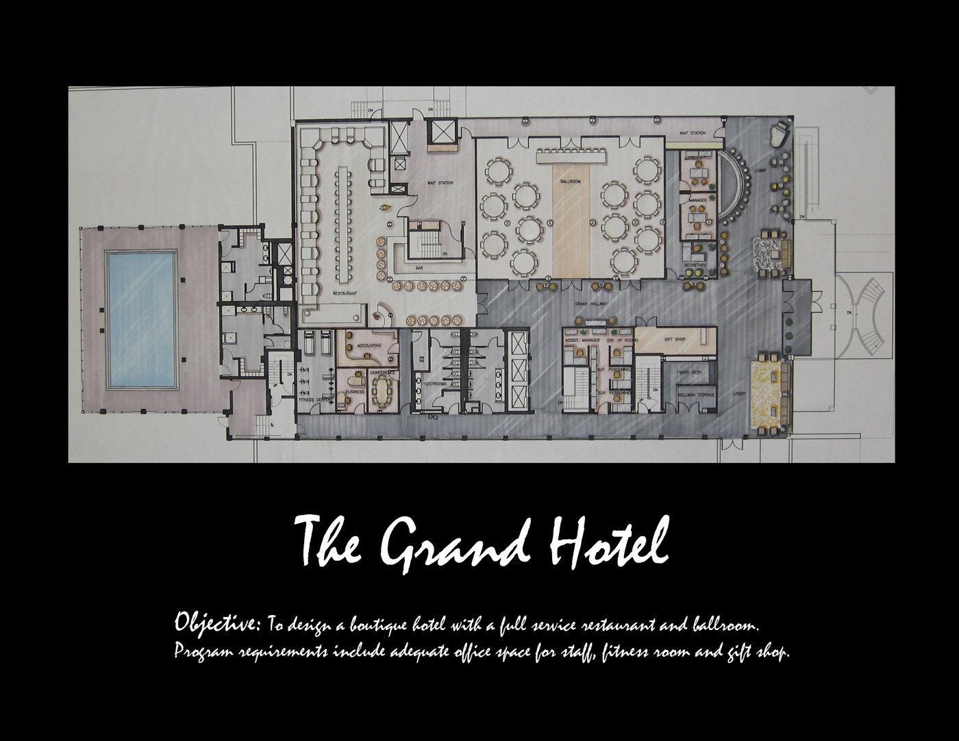 small restaurant floor plan design