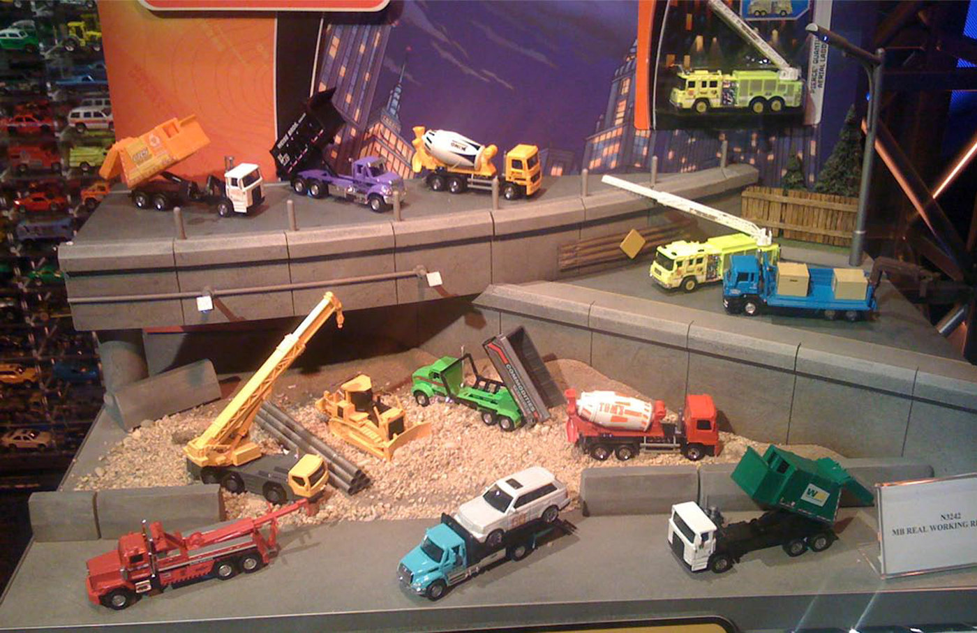Matchbox Real Working Rigs by CAREY LYN at Coroflot.com