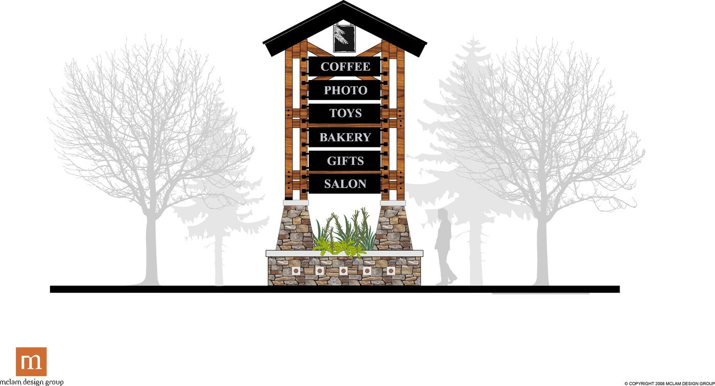 Architectural Signage Sign Monuments And Display Design