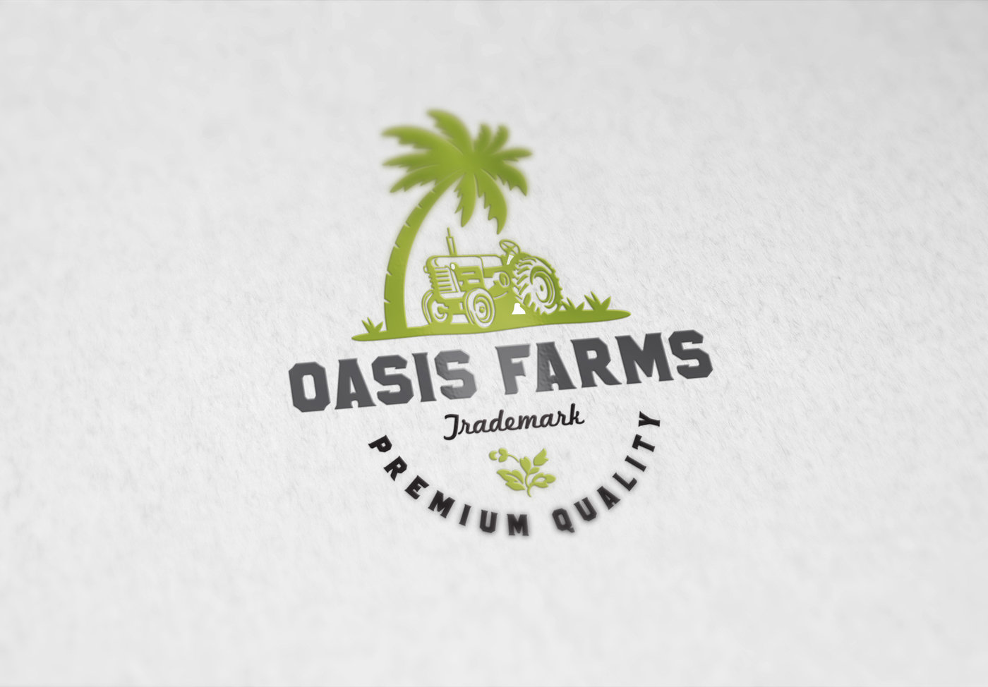 Oasis Farms by Dale McLam ( Freelance ) at Coroflot.com