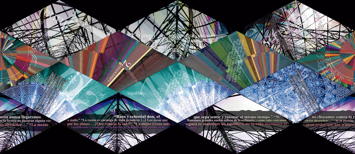 Origamic Architecture Kaleidocycle Pyramid By Graphic Designer