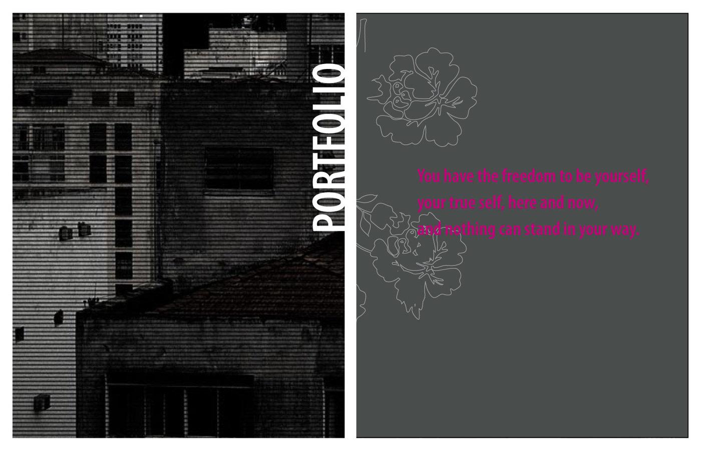 PDF portfolio by Goran Zlatevski at Coroflot com