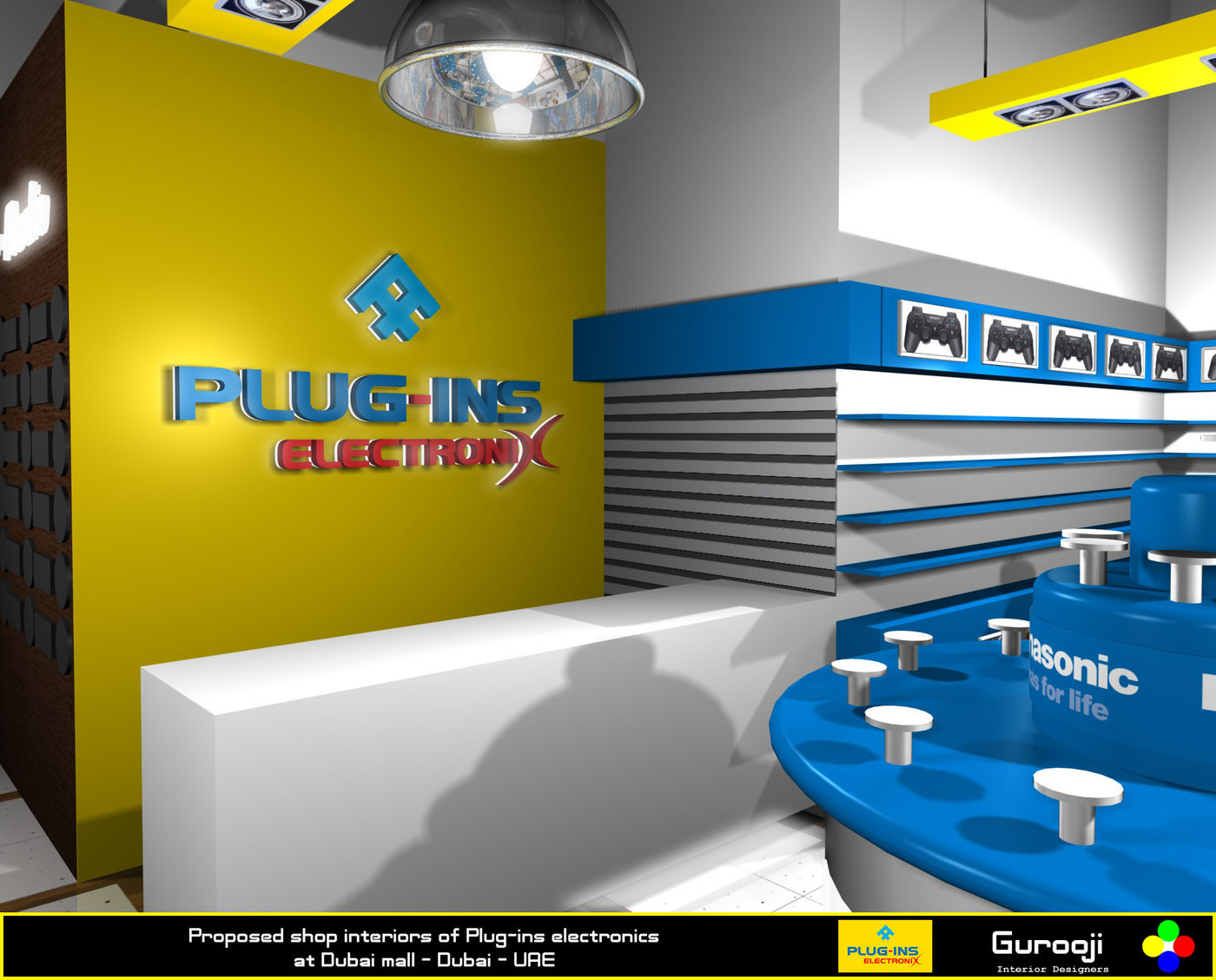 Plugins Electronics By Ramesh Iyer At Coroflotcom