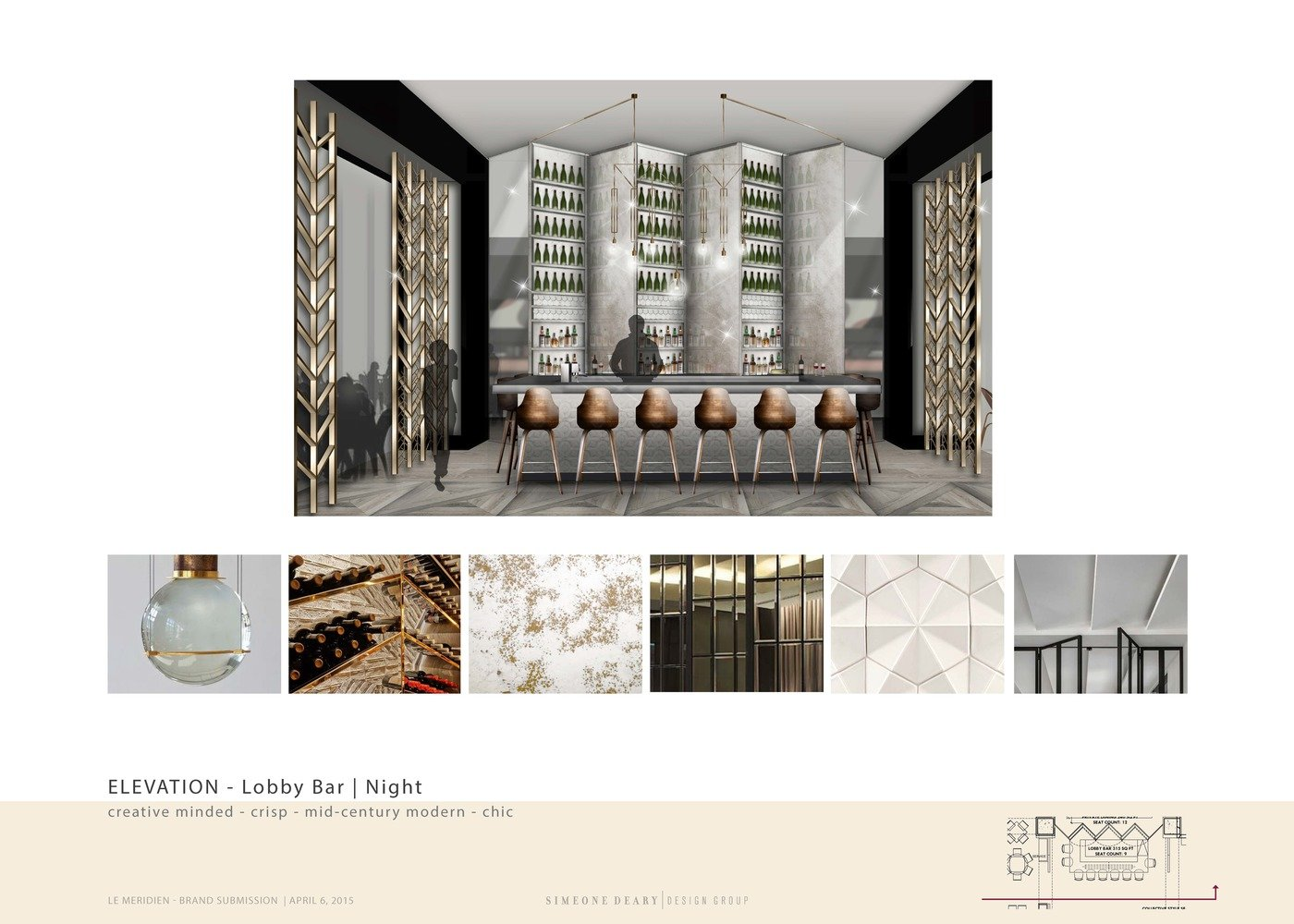 Le Meridien Ac Hotel Denver Co 2015 By Hannah Moore