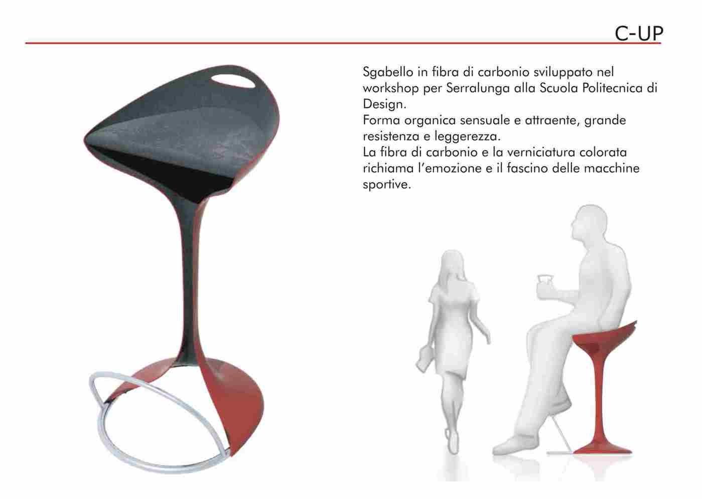 Clp sgabello design saddle in plastica sgabello penisola cucina
