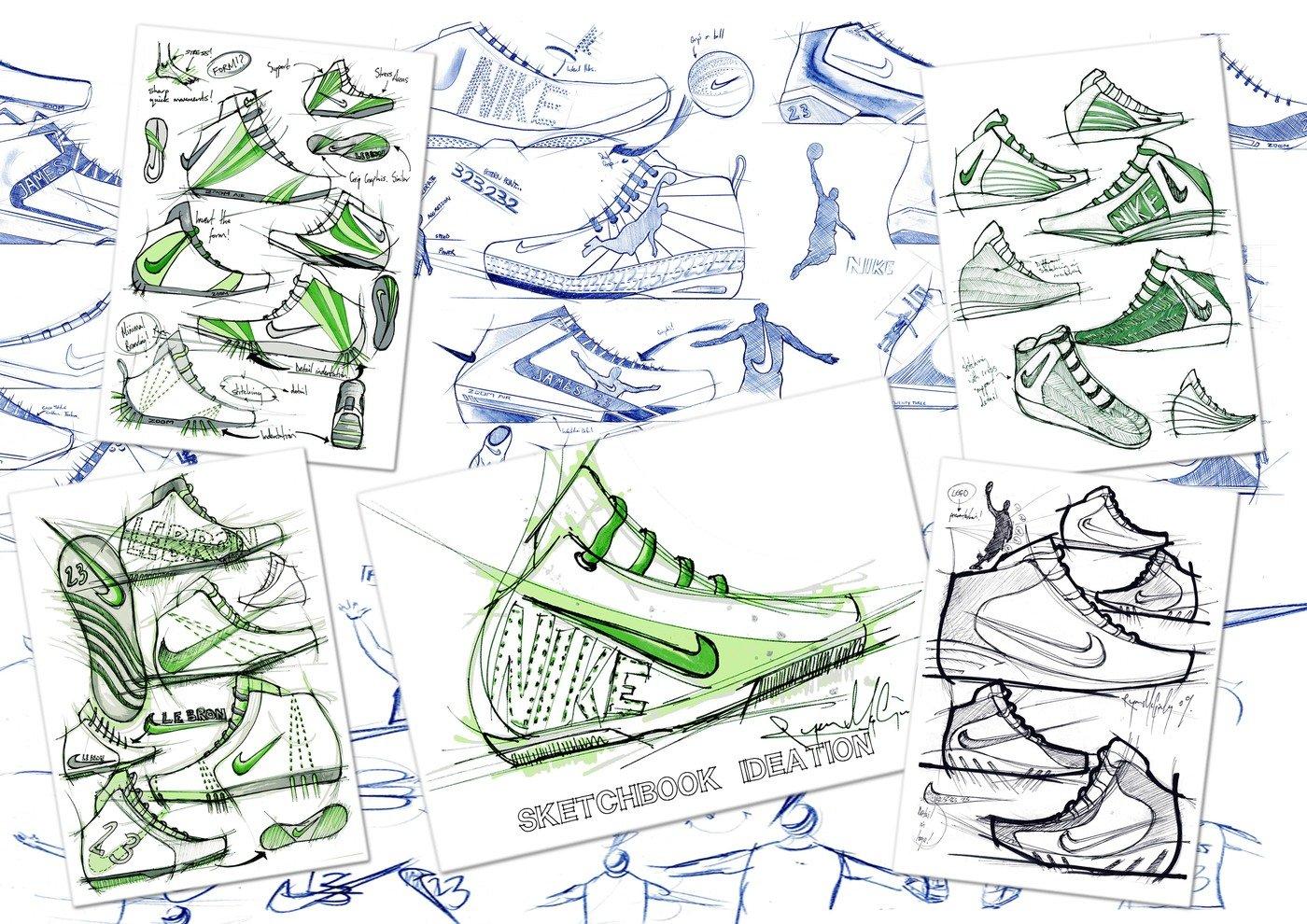 nike lebron james shoe by ryan mcginley at coroflotcom