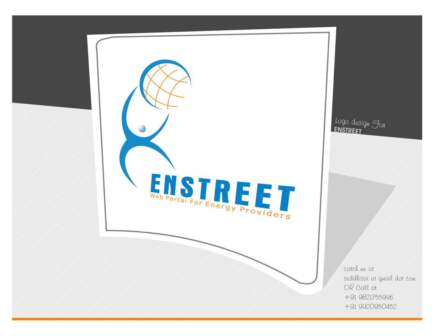 logo design for enstreet