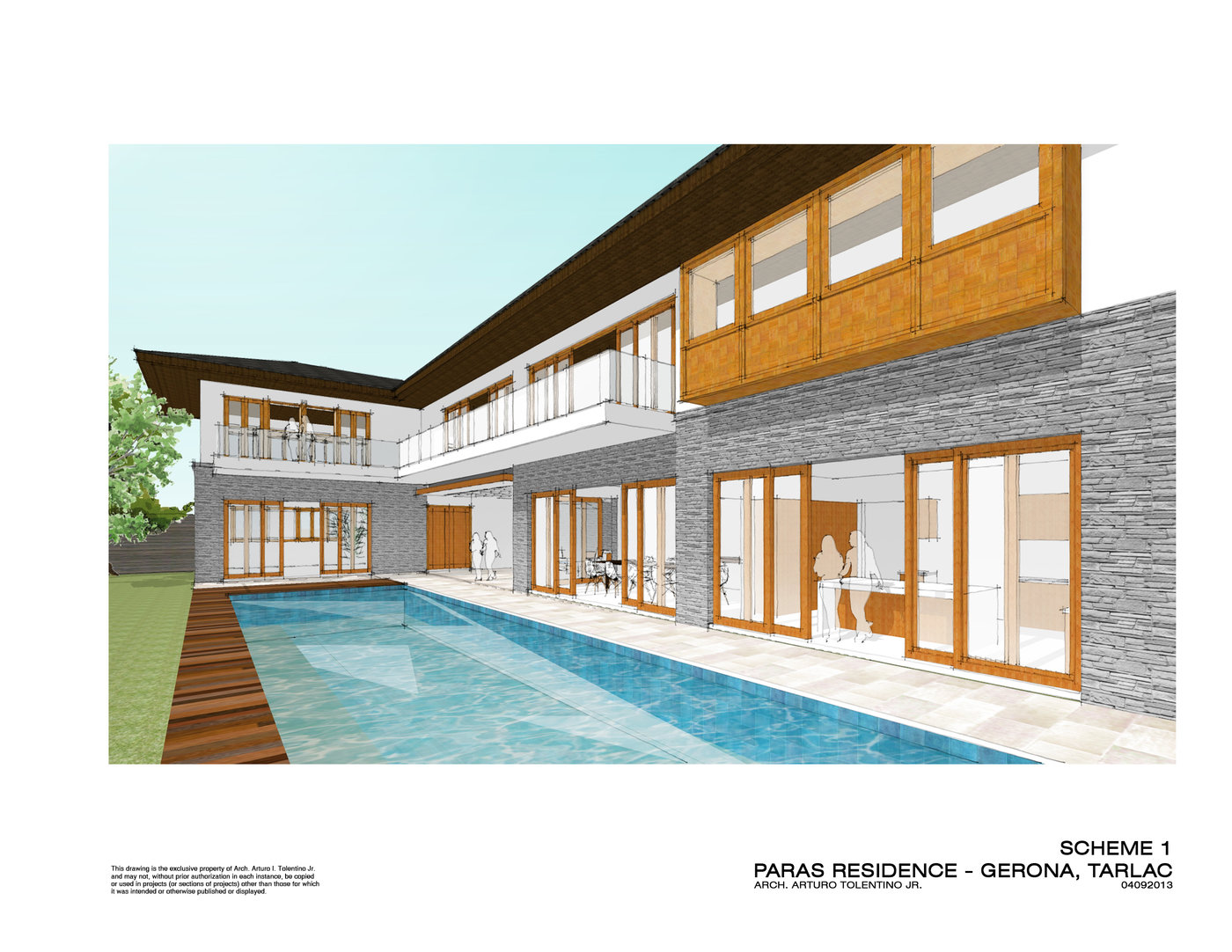 37c7775122a Paras Residence by Archie Tolentino at Coroflot.com