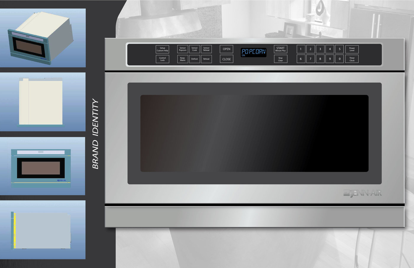 Jenn Air 24 Quot Under Counter Microwave Drawer By Lee
